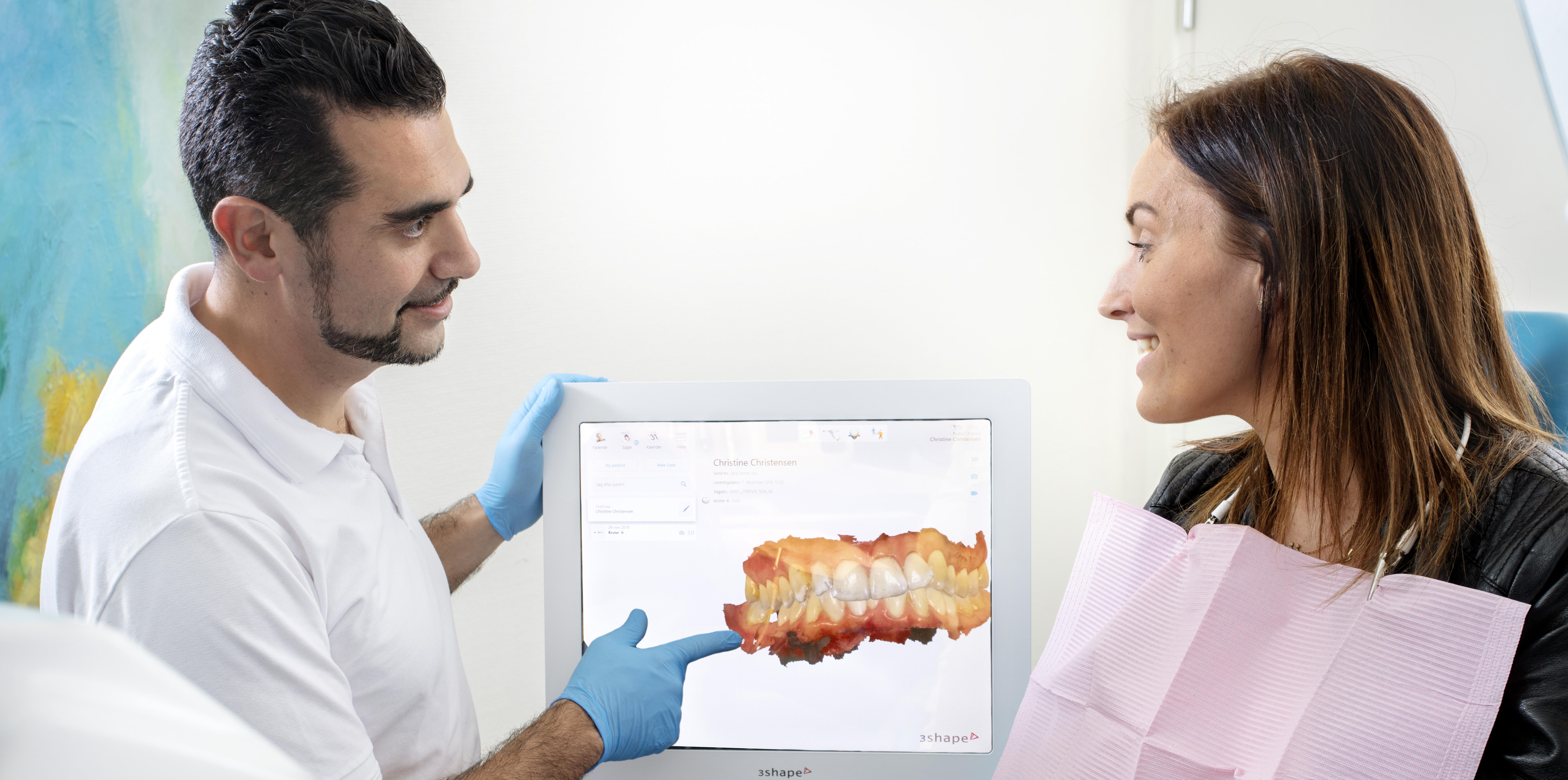 tandlæge dating patient polyamory gift og dating kamala